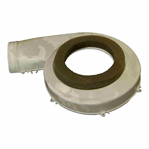 (Frigidaire 134611700 Laundry Center Dryer Blower Housing and Seal, Front Genuine Original Equipment Manufacturer (OEM) Part for Frigidaire, Kenmore, White-Westinghouse, Crosley)