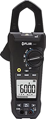 FLIR Systems CM82 600A Power Clamp Meter with VFD Filter