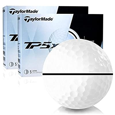 Taylor Made TP5x Double Dozen with Black AlignXL