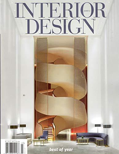 Interior Design Magazine Issue 12 (December, 2018) Best of Year Issue
