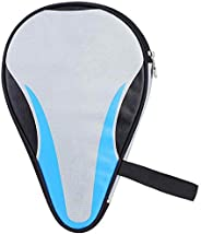 Pingpong Bat Bag, Dustproof Waterproof Durable Not Deform Oxford Fabrics Full Protection Table Tennis Rackets