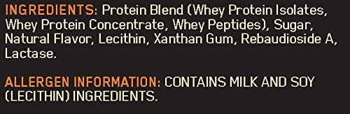 OPTIMUM NUTRITION GOLD STANDARD 100% Whey Protein Powder, Naturally Flavored, 4.8 Pound by Optimum Nutrition (Image #9)