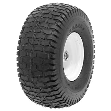 Neumático de perfil Turf para cuchilla de jinete sobre ...