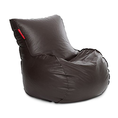Style Homez Mambo Bean Bag XXXL Size Chocolate Brown Cover Only