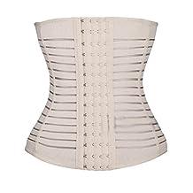 Vikoros Waist Tummy Slimming Body Shapewear Belt Corset Cincher Trimmer Girdle