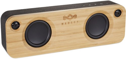 "House of Marley, Get Together Bluetooth Portable Audio System -  3.5"" Woofer & 1"