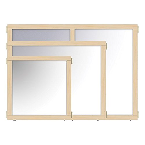 KYDZ Suite 1514JCEMR Panel, Mirror, E-Height, 48