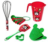 Childrens Holiday Baking Set Mickey and Friends