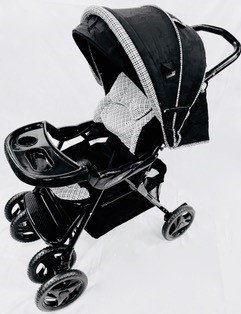 Combi Stroller Cover - 6
