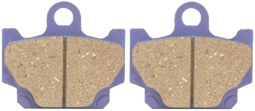 Yamaha XT 600 Trail (Front Disc & Rear Drum) (Europe) 1984-1989 Brake Disc Pads Kyoto - Front Right (Pair):