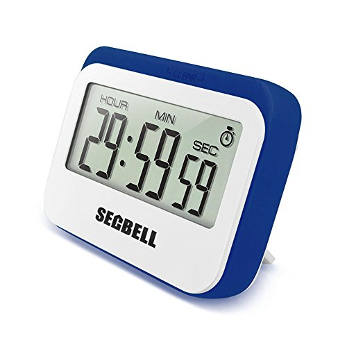 Secbell Multifunction Display Digital Timer product image