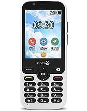 Doro 7010 Unlocked 4G Benutzerfreundliches Handy für Senioren mit Whatsapp und Facebook
