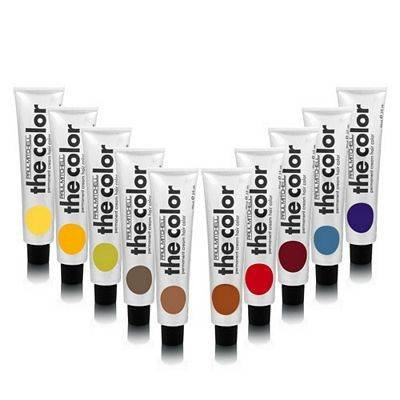 Price comparison product image Paul Mitchell The Color Permanent Cream Hair Color 5RB Light Red Natural Brown