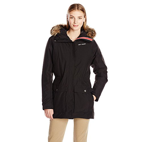 Water Parka Black Resistant Helly Womens Breathable Hansen Urban qxOTRRwzE