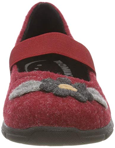 Bas Chaussons 03 H 400 Rot ROMIKA Femme Rouge 400 Traveler tqwFv66I