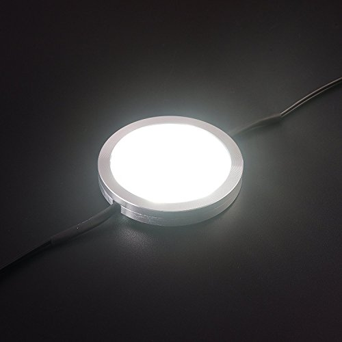 Under Cabinet Lighting Dimmable Led Puck Lights Linkable