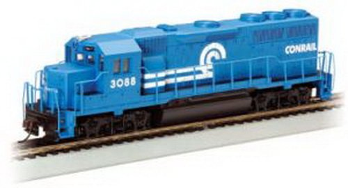Bachmann GP40 - Conrail Locomotive - N Scale, used for sale  Delivered anywhere in USA