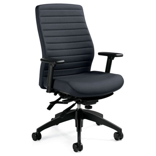 Aspen Fabric High Back Ergonomic Chair