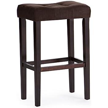 Amazon Com Home Direct Chocolate Brown Contemporary