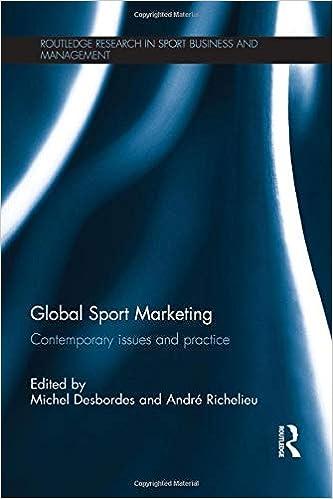 Amazon Fr Global Sport Marketing Michel Desbordes Andre