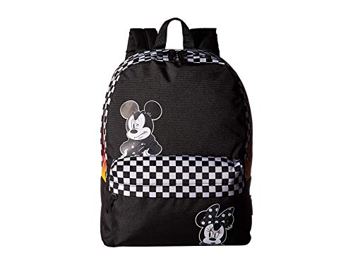 - Vans x Disney Mickey Mouse 90th Anniversary Realm Backpack (Black)