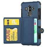 Case for Huawei Mate 10 Pro Slim Wallet Case Flip