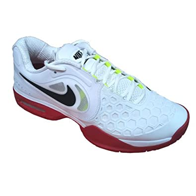 Nike Trainers Shoes Mens Air Max Courtballistec 4.3 White d2ac2ce26ff
