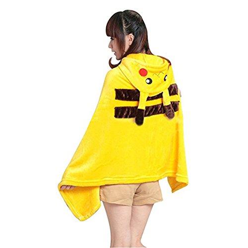 UPC 519001567783, Dreamy house Anime Cosplay Cloak Cute Animals Cloak Halloween Costume WS006B (Pikachu)