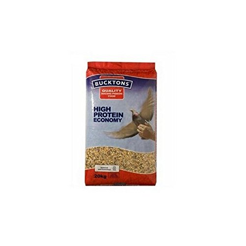 Bucktons High Predein Economy Pigeon Food (20kg) (Pack of 6)