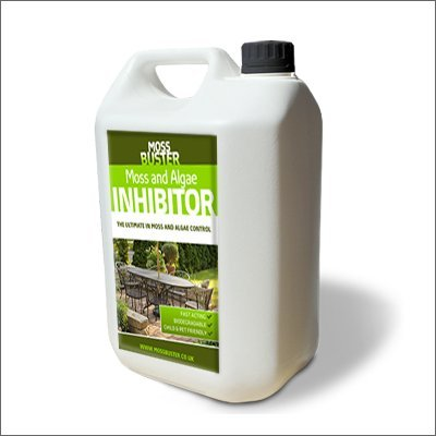 Moss Terminator: Moss and Algae Inhibitor 5 litre - Moss Killer and Preventor