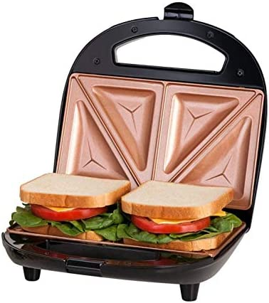 Sandwich Toaster Electric Nonstick Surface product image