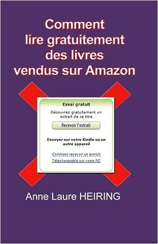 Amazon Fr Comment Lire Gratuitement Des Livres Vendus Sur