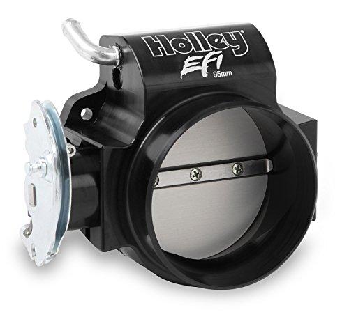 - Holley 112-585 Hi-Flow EFI Throttle Body