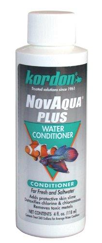 Kordon/Oasis (Novalek) AKD33144 Novaqua Plus for Aquarium, 4-Ounce, My Pet Supplies