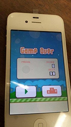 Iphone 16gb Flappy Bird Installed