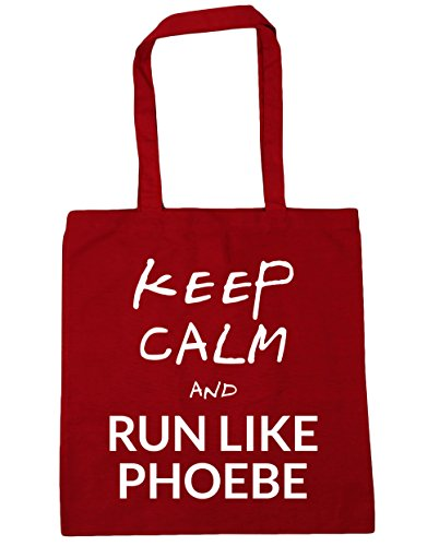 calm Beach Classic 42cm Shopping phoebe litres Red run x38cm Bag and HippoWarehouse like 10 Tote Keep Gym BwfHqzp5x