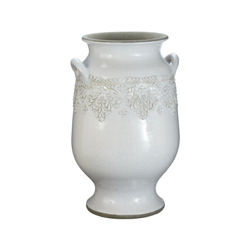 Gilded Barn Milk Vineyard Urn, Large (Large Vases And Urns)