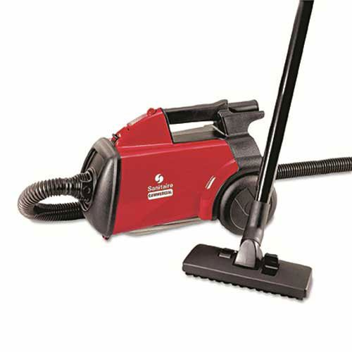 Sanitaire 10 Amp Mighty Mite Commercial Compact Canister Vacuum by Sanitaire