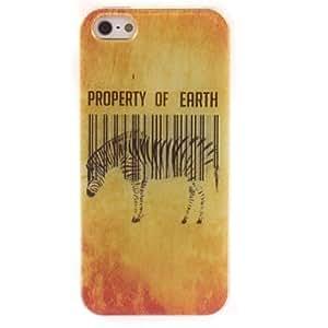 Zebra Design Soft Case for iphone 6 4.7