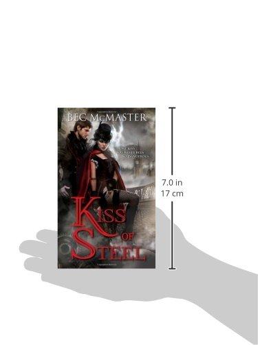 Kiss of Steel (London Steampunk) 5