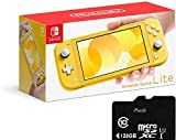 "Newest Nintendo Switch Lite - 5.5"" Touchscreen"