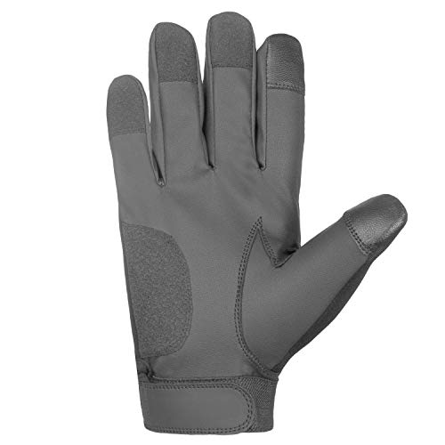 Neoprene Police Search Shooting Tactical gloves (2XL) by Sparx Sports (Image #2)