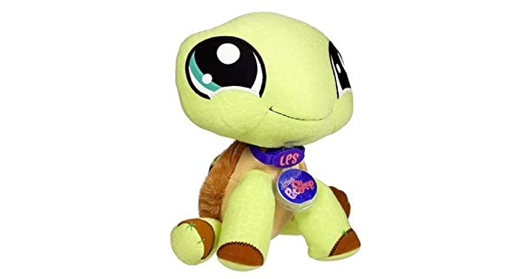 Amazon.com: Littlest Pet Shop VIP tortuga: Toys & Games