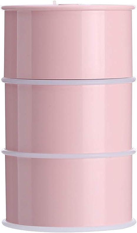 LGLZKA Humidificador de Barril de Aceite doméstico Mini luz ...