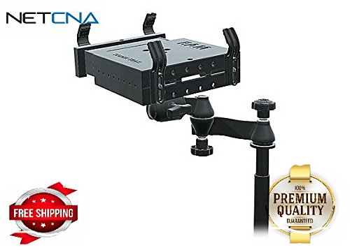 RAM No-Drill Laptop Mount Universal Vehicle Base - mounting kit - By ()