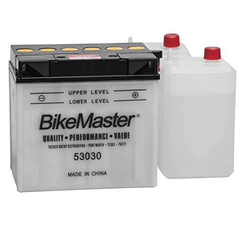 BikeMaster Conventional Battery 53030 for BMW R100R 1987-1995