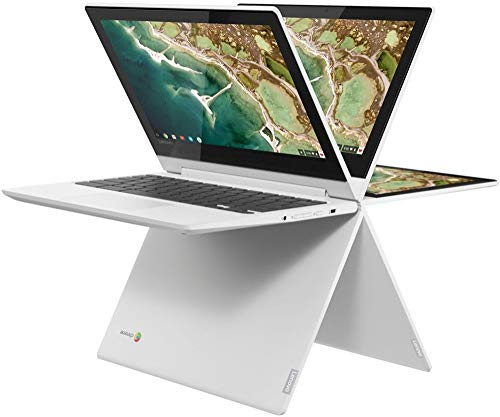 Lenovo Chromebook 2-in-1 Convertible Laptop, 11.6-Inch HD (1366 x 768) IPS Display, MediaTek MT8173C...