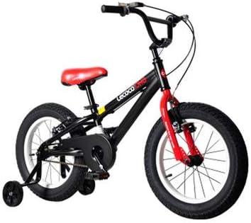 AJZGF Bicicletas niños Tarjeta Infantil de Bicicleta niño niña 2-4 ...