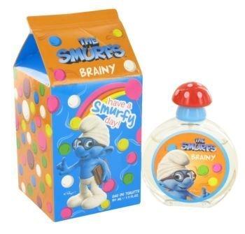 Amazon.com: The Smurfs – por Pitufos Brainy Eau de Toilette ...