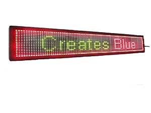 70 cm x 23 CM DIGITAL LED DISPLAY RED COLOR